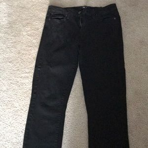 PAIGE Verdugo Ultra Skinny Cropped Jeans